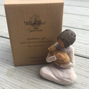 NWOT Willow tree kindness sculpture